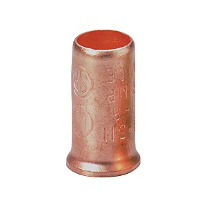 Crimp Connector, Copper, 14-8 AWG - CLAMSHELL of 50