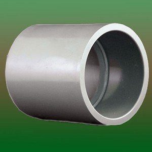 Coupling, Molded Stop, 4.00 in.