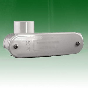 PVC Access Fitting, Type LL, 4.00 in