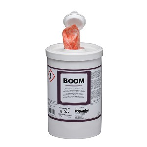 72-Count Boom Wipe Canister