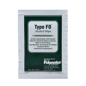 Type FO™ Isopropyl Alcohol Prep Wipe