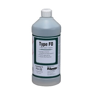 32-Oz Type FO™ Isopropyl Alcohol Fiber Cleaner