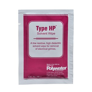 SpliceMaster® HP-Saturated Wipe