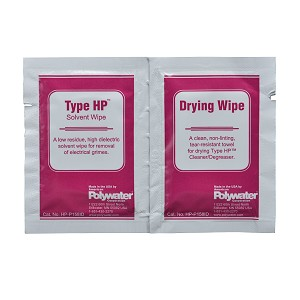 Type HP™ Wet/Dry Wipe Tandem Pack™