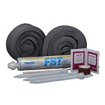 8.5-Oz Foam Duct Sealant Kit Bulk 6-Pack
