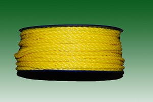 Polypropylene Rope - 3/8 in 2500 ft